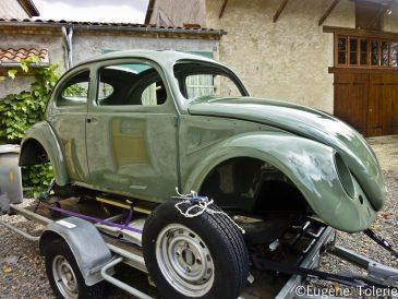 Coccinelle Volkswagen 1953-1206