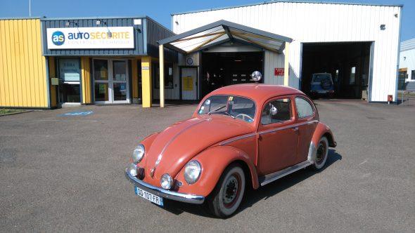 Coccinelle Volkswagen 1955-2040