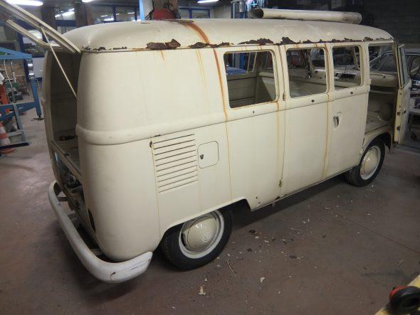 Combi Volkswagen 1963-1