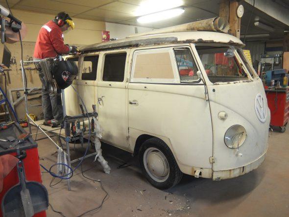 Combi Volkswagen 1963-3