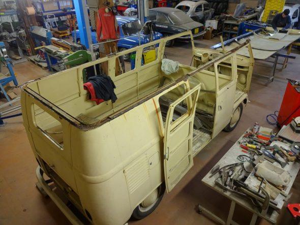 Combi Volkswagen 1963-4