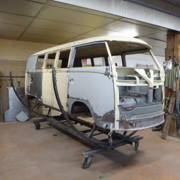 Combi Volkswagen 1963-58