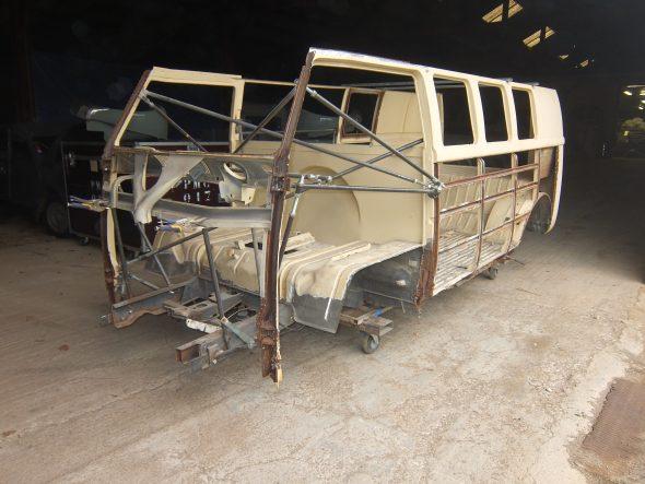 Combi Volkswagen 1963-6