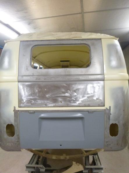 Combi Volkswagen 1963-62