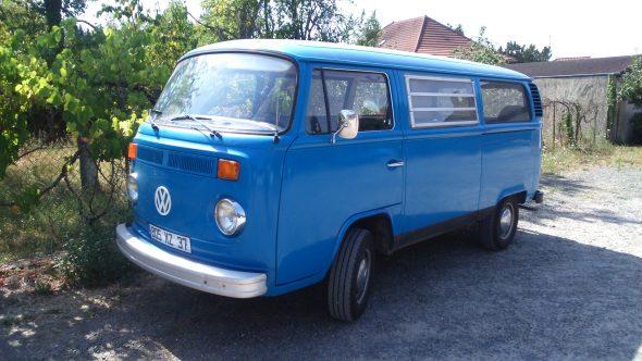 Combi Volkswagen 1976-000