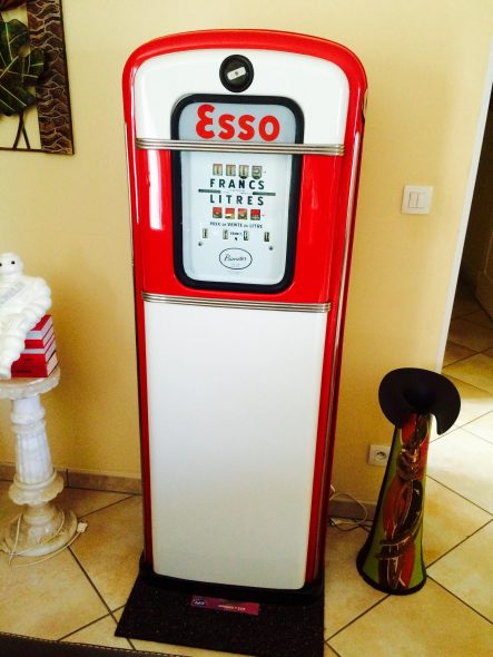Pompe a essence-p050
