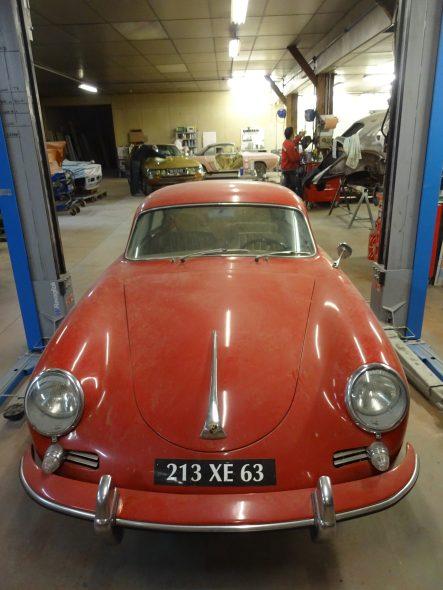 Porsche 356 B 1963-010