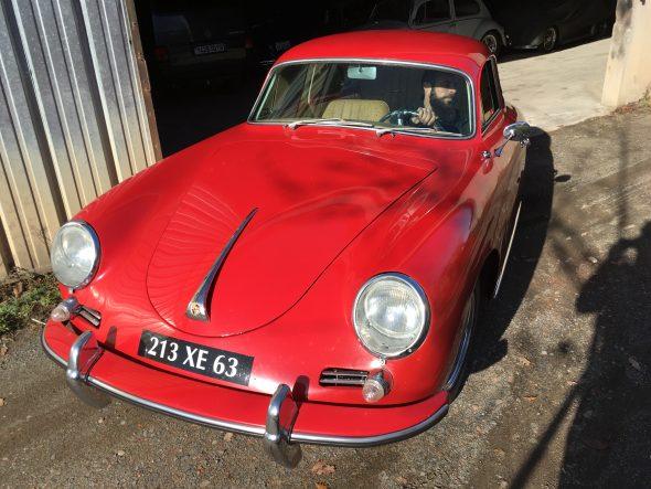 Porsche 356 B 1963-0150
