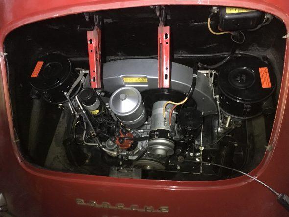 Porsche 356 B 1963-092