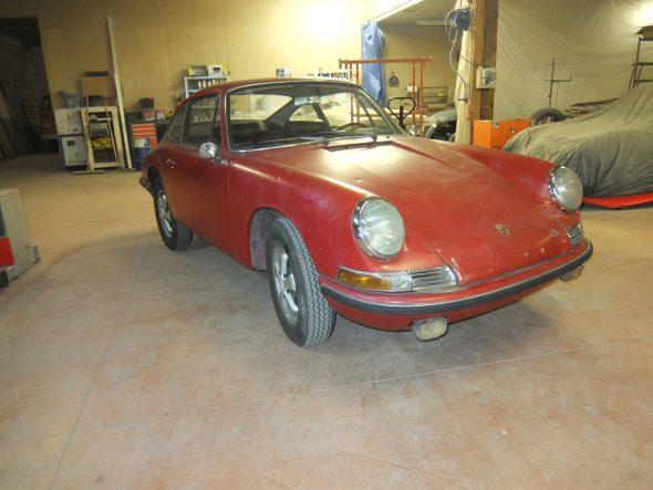 Porsche 911 1967-01