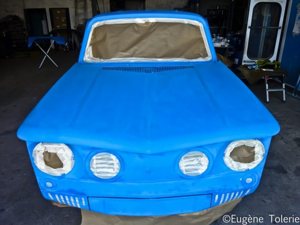 Renault 8 Gordini-R8 Gordini 1135 1969 - 8