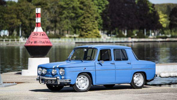 Renault 8 Gordini-R8 Gordini 1135 1969-80