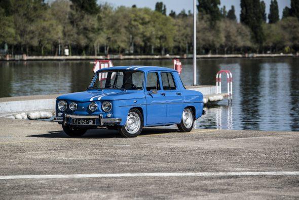 Renault 8 Gordini-R8 Gordini 1135 1969-82
